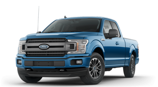 New Ford Vehicles  2019 Ford F-150 XLT Truck SuperCab Styleside Plymouth, IN